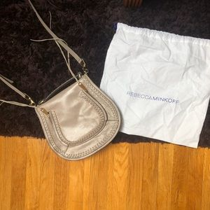 Authentic Rebecca Minkoff Saddle Bag
